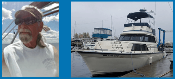Nauti Hooker Duluth Charter Fishing Captain and Boat